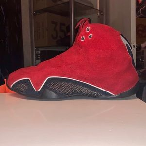 "size 40 c7a21 d455f Jordan Shoes - Jordan Retro ""Red Suede"" 21 XXI"